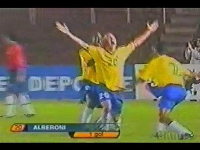 FRANCISCO ALBERONI SELEÇÃO BRASILEIRA