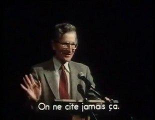 Chomsky sans doute le plus grand intellectuel vivant