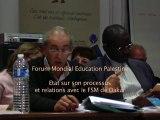 CRID 6. De Mexico au Forum Mondial Social de Dakar en 2011