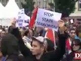 Manifestation anti sioniste contrôlée par les sionistes