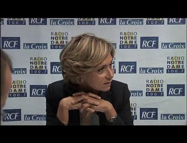 Valérie Pecresse - Face aux Chrétiens - 03/06/2010