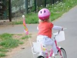 A Bicyclette sur les bords de Marne