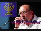Julien Dray commet un lapsus sioniste révélateur.....