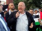 GENÈVE ONU GAZA MASSACRE Solidarité Pierre VANEK