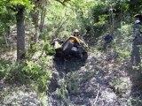 quad  et 4x4 au Domaine du Risou dans les Hautes-Alpes