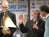 L'Union des Journalistes de Sport Français à Reims