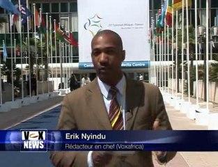 25Eme sommet Afrique-France