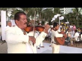 Puerto Vallarta Weddings Mariachi Music by PromovisionPV