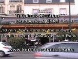 Terminus Chateau Hotel Paris Vincennes