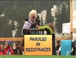 Odette Nilès / Paroles de Résistance / Glières 2010