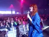 "Florence And The Machine ""Kiss With A Fist"" at Pinkpop 2010"
