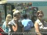 Mit csinál egy nő ha egy ismeretlen telefon csöng a zsebében