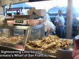 San Francisco  Fishermans Wharf - Sightseeing  Limo Service