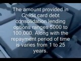 Unsecured debt consolidation loans
