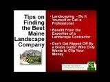 Portland Maine Landscaping - Landscaping Portland Maine
