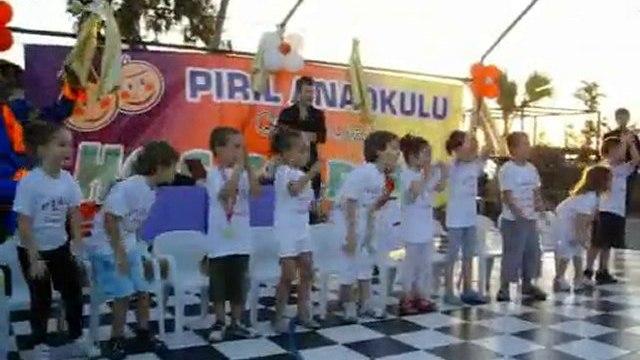Yaza Merhaba - Sit Down Stand Up (Pırıl Anaokulu,İzmir)
