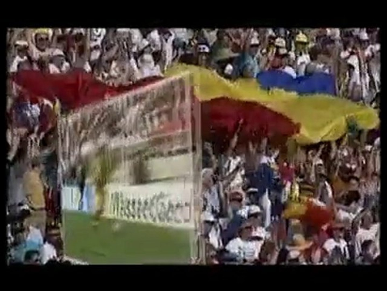 Hagi goal vs Columbia - the real beauty of WC 94