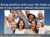 Attracting Abundance Through the Law of Attraction