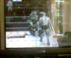 SCSA vs John Cena vs jeff Hardy vs Batista Only Wrestling
