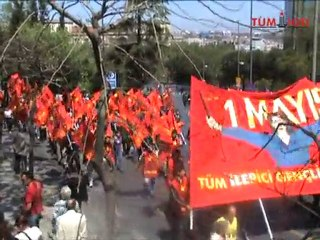 1 mayıs 2010 Taksim