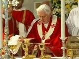 Chypre: le pape appelle au dialogue entre chrétiens et musulmans