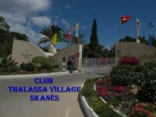 Entre Sousse et Monastir Thalassa Skanes