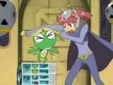 Sargento Keroro 106A - Fuyuki y Natsumi intrusos sin querer