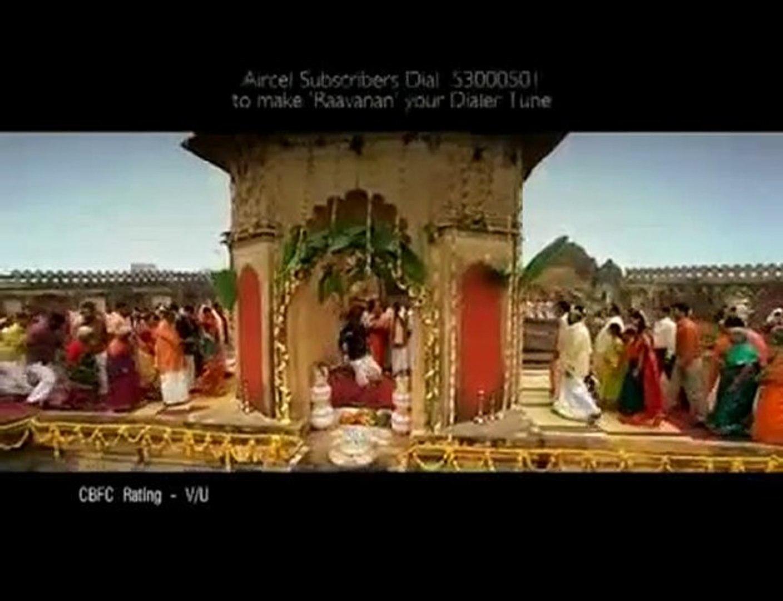 Raavan - Keda Keda Song  Promo  - Vikram Aishwarya Rai