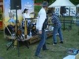 Musiciens folk à la fête lo.2010