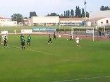 Finale coupe Gard Lozère, Nîmes II 3 - 2 Uzès Pont du Gard