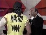 WCW Halloween HaVoc 1995 - Randy Savage Interview