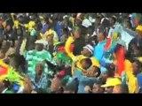 hymne du public  coupe du monde de football 2010