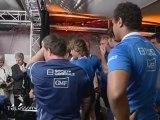 Rugby : Un vendredi avec Roselyne Bachelot (Marcoussis)