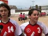 Saint-Jean-de-Monts à l'heure du Beach Rugby