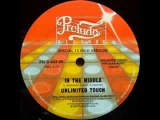 80's soul/funk music - Unlimited Touch - In The Middle 1980