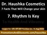 DrHaushka discount coupon: Sale on Doctor Haushka Cosmetics