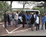 Les supporters du MHRC au stade de France et Jean Bouin.