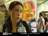 Les salariés de Pôle Emploi en grève (Lyon)