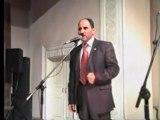 Azer Hasretin 28 Mayıs Cumhuriyet Günü Etkinliği konuşması