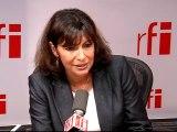 Anne Hidalgo, invitée du matin de RFI - 09/06/10