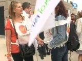 Grève des salariés de... Pôle Emploi ! (Montpellier)