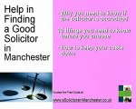 Solicitors in Manchester  Choose best Solicitors in manchest