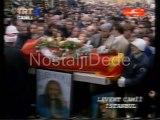 Barış Manço'nun Cenaze Namazı Levent Camii İstanbul