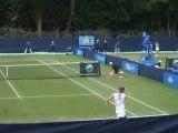 Magdalena Rybarikova vs Ekaterina Makarova 7-5 4-6 6-6(0)