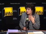 Daniele KARNIEWICZ, France-info, 10 06 2010