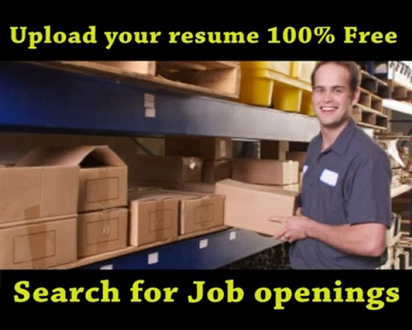 Warehouse Clerk Job