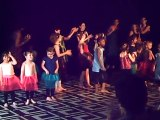 spectacle de danse de Miya (2010), final