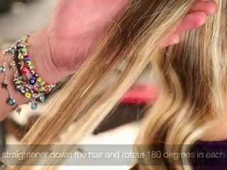StyleCaster presents How to Get Veronica Lake Waves