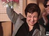 Shirin Ebadi, Citoyenne d'Honneur de la Ville de Paris