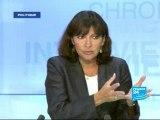 """Anne Hidalgo : """"Du temps au temps, mais du temps au travail"""""""
